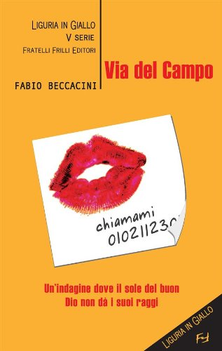 Via del Campo Book Cover