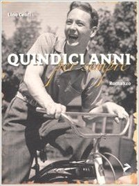 Quindici anni per sempre Book Cover