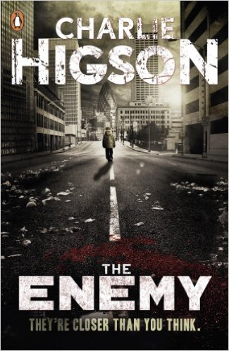 The Enemy Book Cover