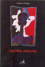 Identità distorte Book Cover
