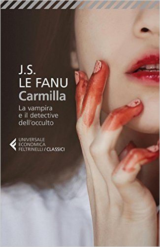 Carmilla Book Cover