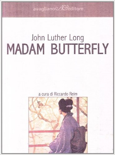 Madame Butterfly Book Cover