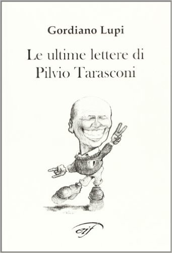 Le ultime lettere di Pilvio Tarasconi Book Cover