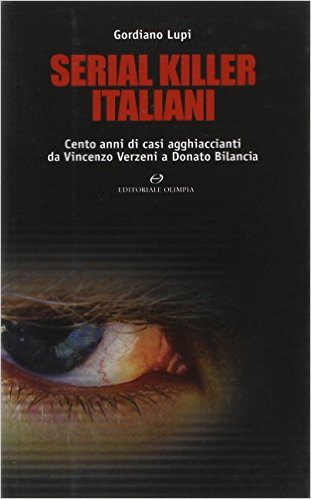 Serial Killer italiani Book Cover