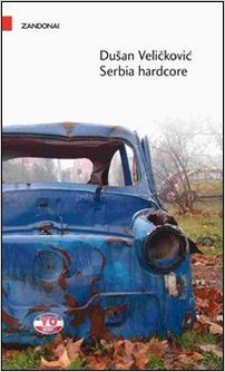 Serbia Hardcore Book Cover
