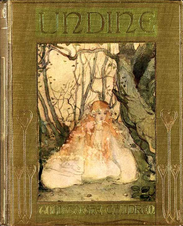 Ondina Book Cover
