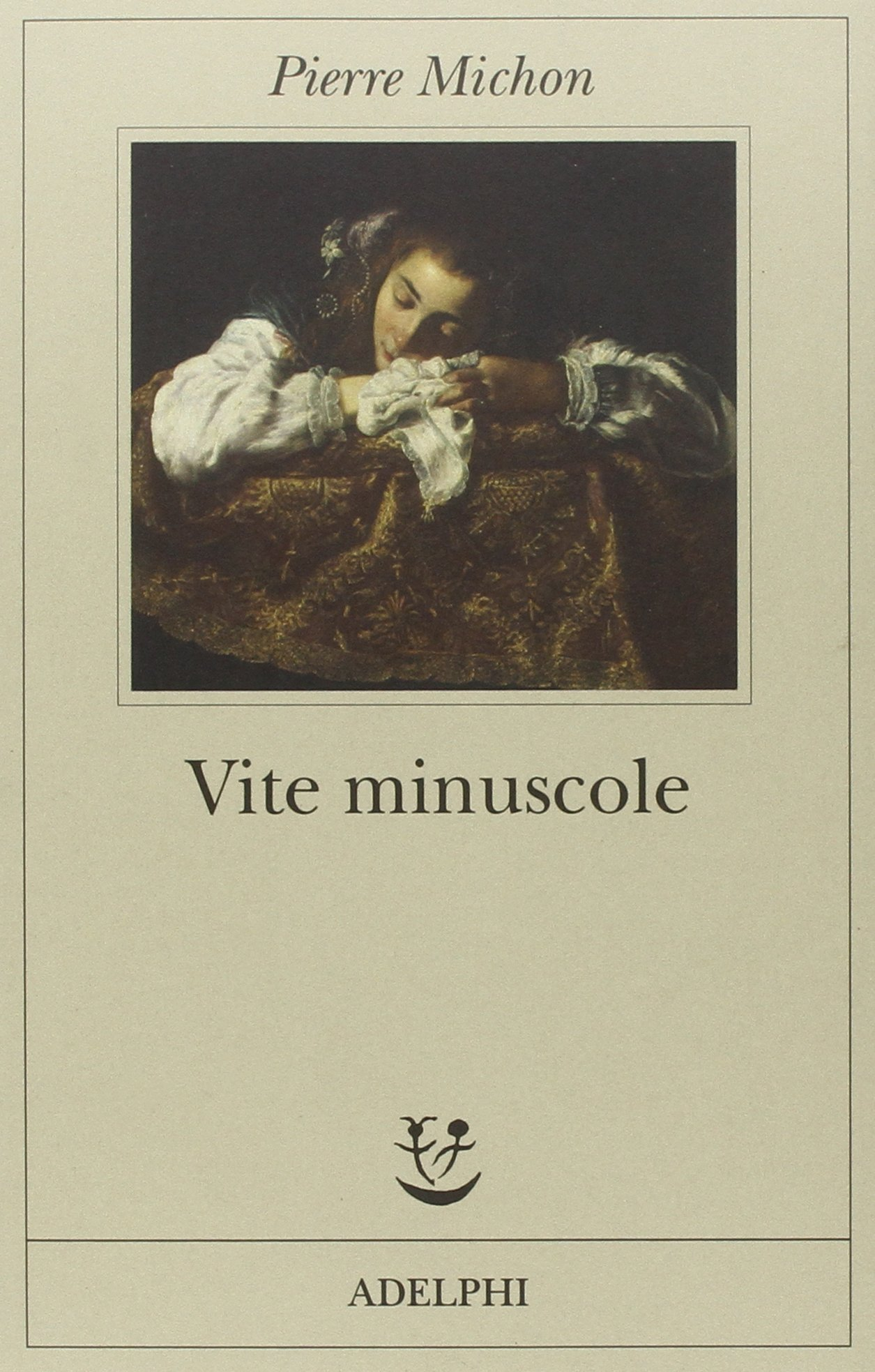 Vite minuscole Book Cover