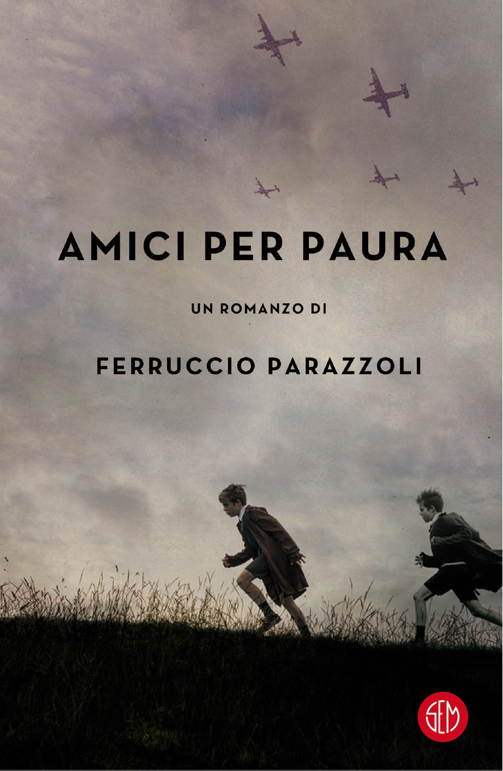 Amici per paura Book Cover