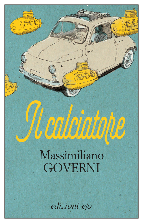 Il calciatore Book Cover