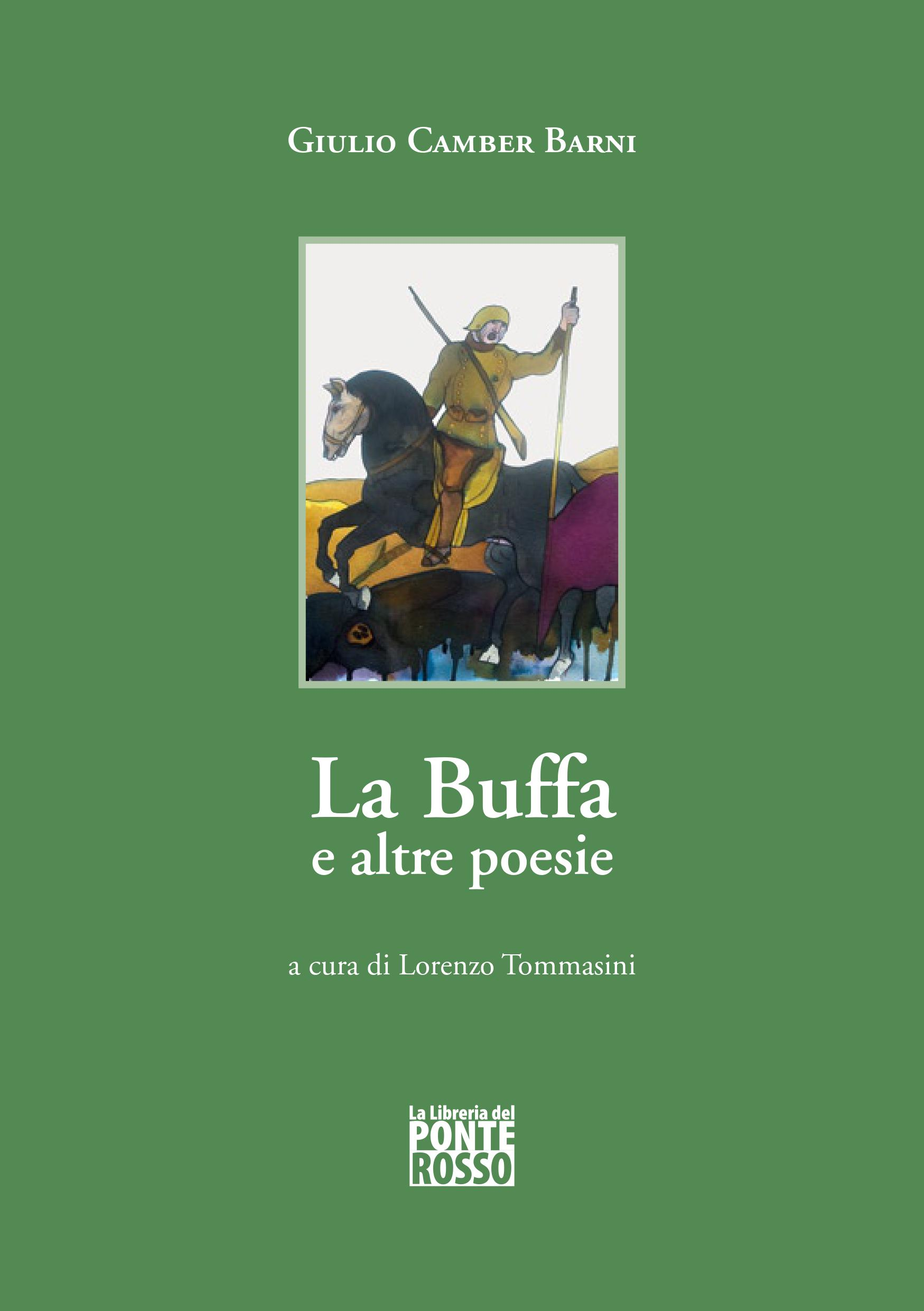 La Buffa e altre poesie Book Cover