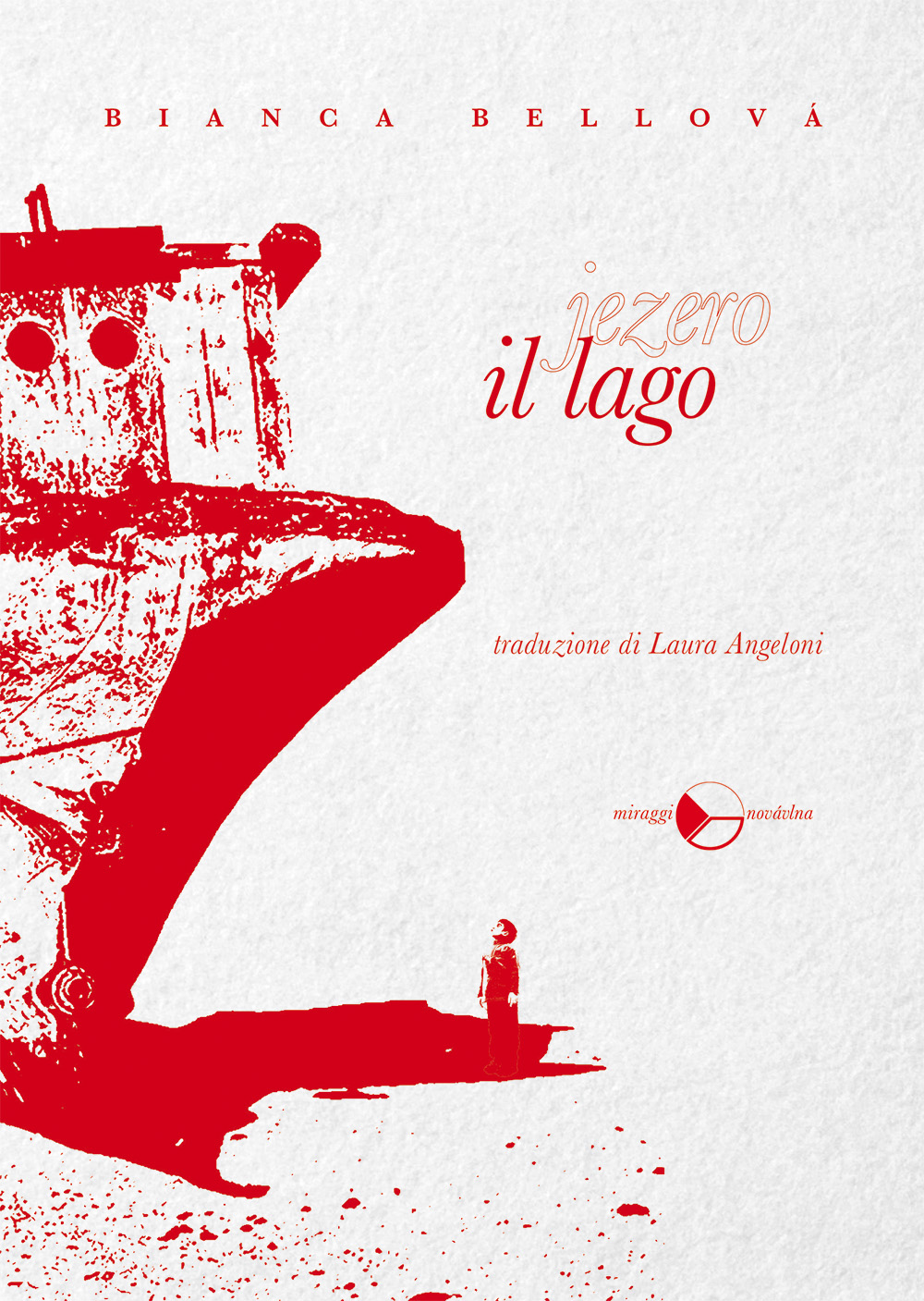 Il lago Book Cover