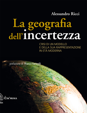 La geografia dell'incertezza Book Cover