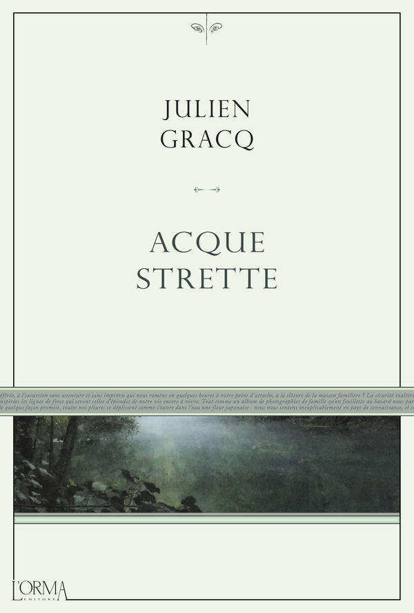 Acque strette Book Cover
