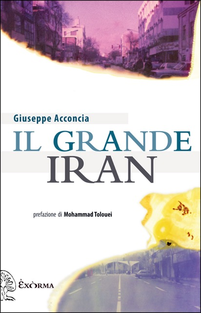 Il grande Iran Book Cover