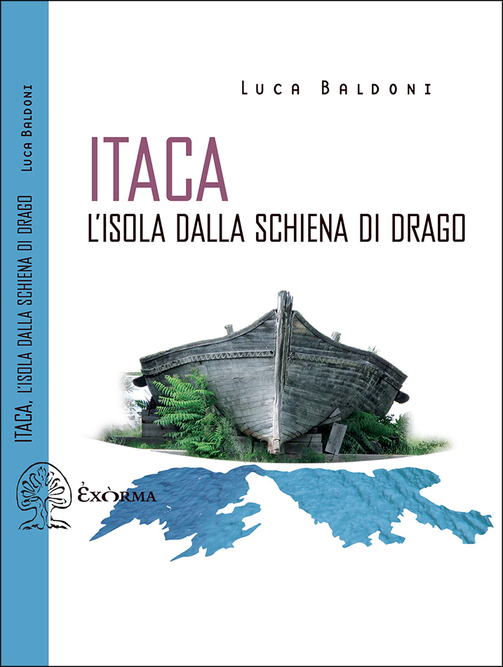 Itaca. L'isola dalla schiena di drago Book Cover