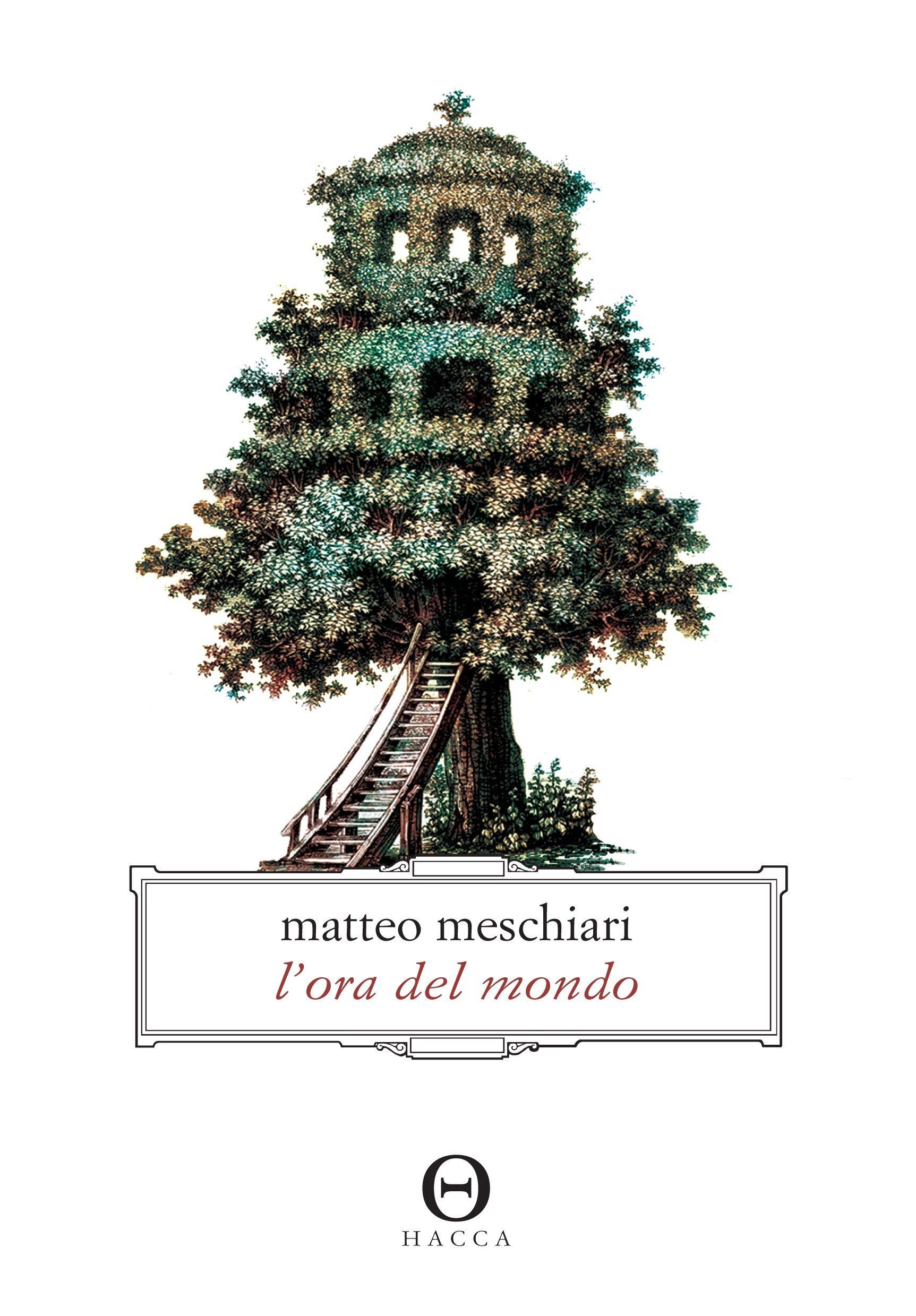 L'ora del mondo Book Cover