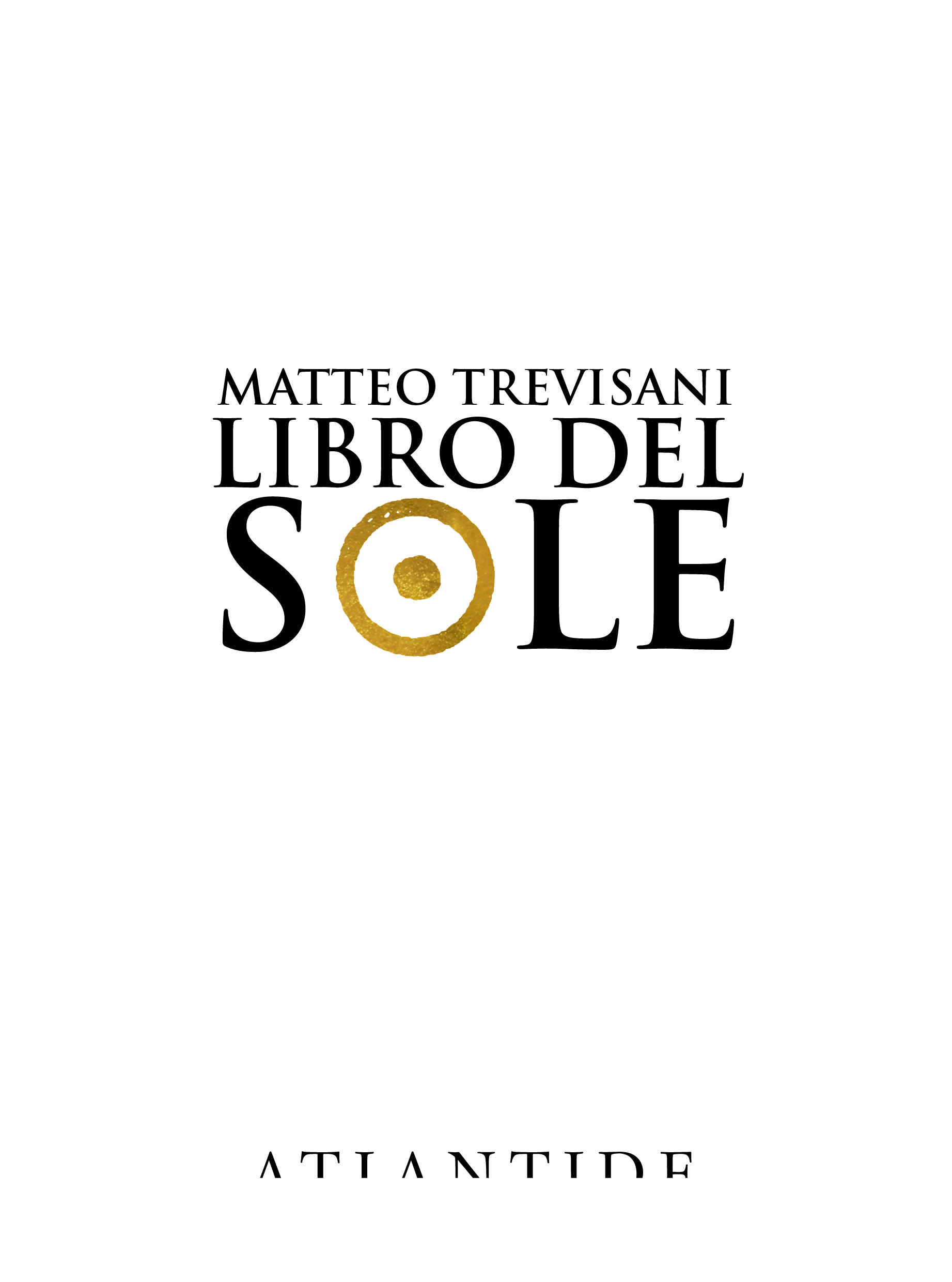 Libro del Sole Book Cover